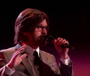 Neil Patrick Harris déguisé sur le plateau de The Voice pour son émission Best Time Ever