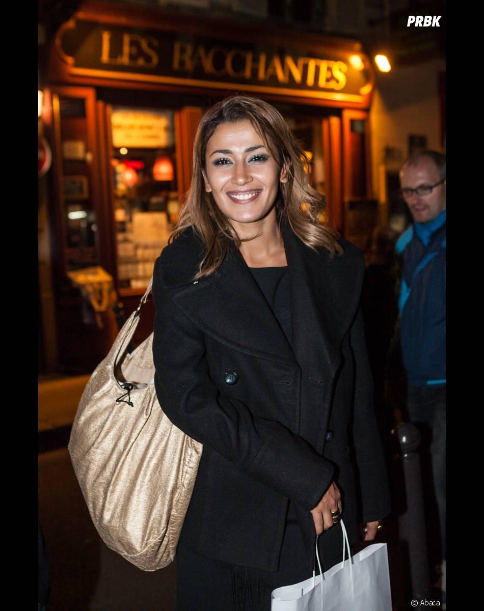 Karima Charni engagée au concert Leurs voix pour l'espoir le 17 septembre 2015 à Paris