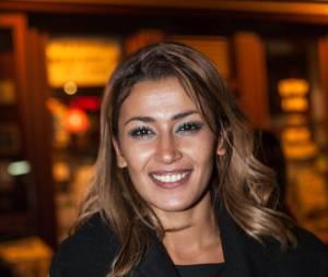 Karima Charni au concert Leurs voix pour l'espoir le 17 septembre 2015 à Paris
