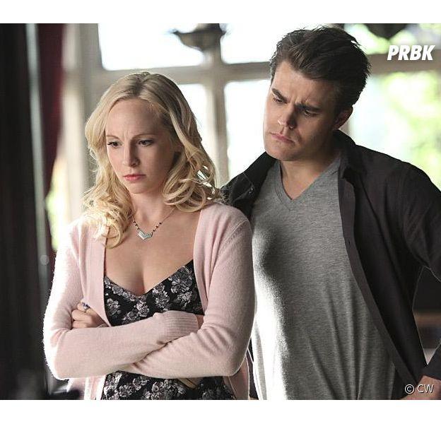 The Vampire Diaries saison 7 : déjà la fin du couple Stefan et Caroline ?