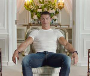 Cristiano Ronaldo : la vidéo promotionnelle de sa campagne de charité