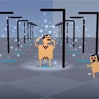 Shower With Your Dad Simulator 2015 : le jeu vidéo très glauque (et drôle) qui cartonne