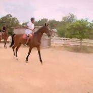Les Vacances des Anges : Eddy, Sofiane et Diana à cheval et en panique totale