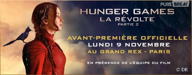 Hunger Games 4 : bientôt l'avant-première à Paris
