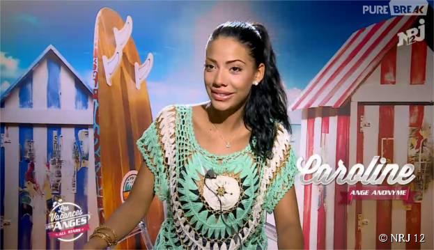 Caroline (Les vacances des Anges) balance sur les candidats lors de son interview pour Public
