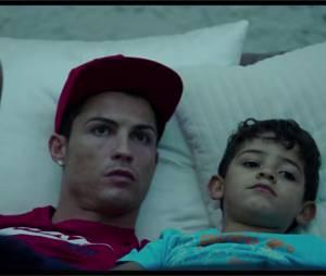 La première bande-annonce du film sur Cristiano Ronaldo