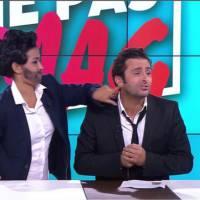 """Cyril Hanouna et toute sa bande """"copiés"""" : quand le Daily Mag de NRJ12 parodie TPMP"""