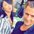 Vincent (Les Ch'tis VS Les Marseillais) dévoile sa nouvelle petite-amie sur Snapchat