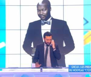 Djibril Cissé se défend dans TPMP concernant l'affaire de chantage à l'encontre de Mathieu Valbuena