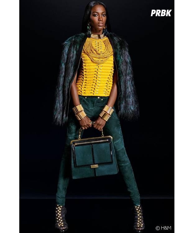 H&M x Balmain : photos de la collection en vente le 5 novembre 2015