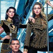 H&M x Balmain : découvrez le lookbook complet de la collection !