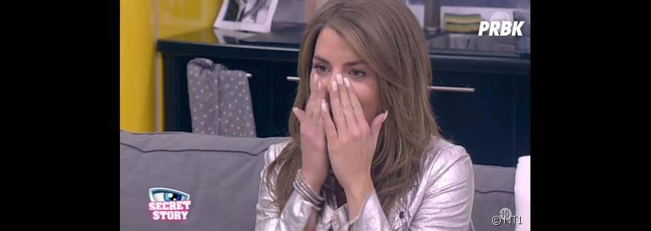 Secret Story 9 : Emilie émue de retrouver le clan des Serial Buzzer dans la quotidienne du 15 octobre