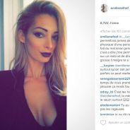 Emilie Nef Naf sexy sur Instagram : critiquée et insultée, elle pousse un coup de gueule