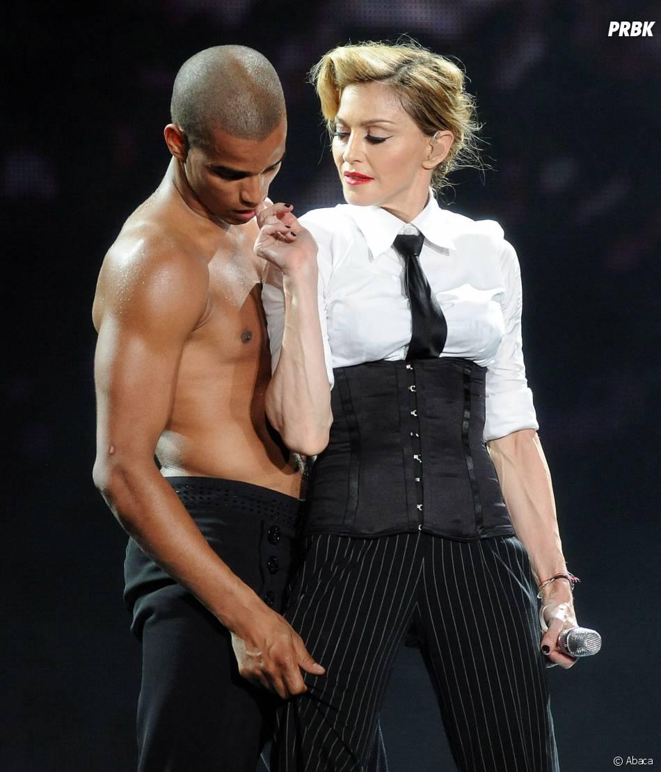 Brahim Zaibat toujours en contact avec Madonna