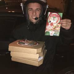 Squeezie et Norman : battle de sumos et livraison de pizza délirante chez NRJ