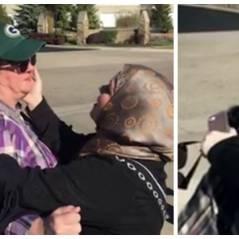 Elle participait à une manif islamophobe, un câlin avec une musulmane pleine d'amour l'a changée