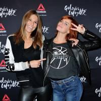 Laury Thilleman et Fauve Hautot invitées de choc pour l'arrivée de Reebok aux Galeries Lafayette