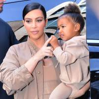 Kim Kardashian enceinte et inquiète : elle craint la rencontre de North avec son petit frère