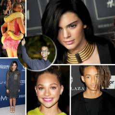 Kendall Jenner, Kylie Jenner, Jaden Smith... : Qui sont les jeunes les plus influents de 2015 ?