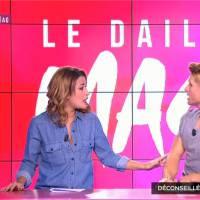 Karima Charni sur le départ de NRJ 12 ? Elle évoque les rumeurs avec Benoît Dubois dans Le Daily Mag