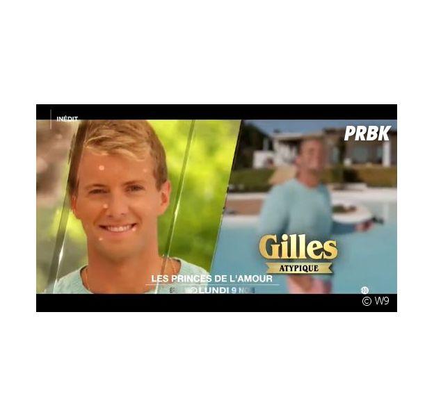 Les Princes de l'amour 3 : Gilles en interview pour PureBreak