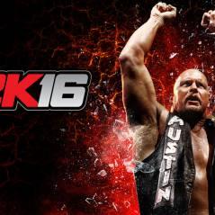 WWE 2K16 : les nouveautés qui donneraient envie à Steve Austin de casser du catcheur !