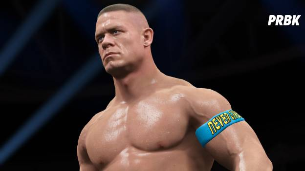 WWE 2K16 est disponible sur consoles depuis le 30 octobre 2015