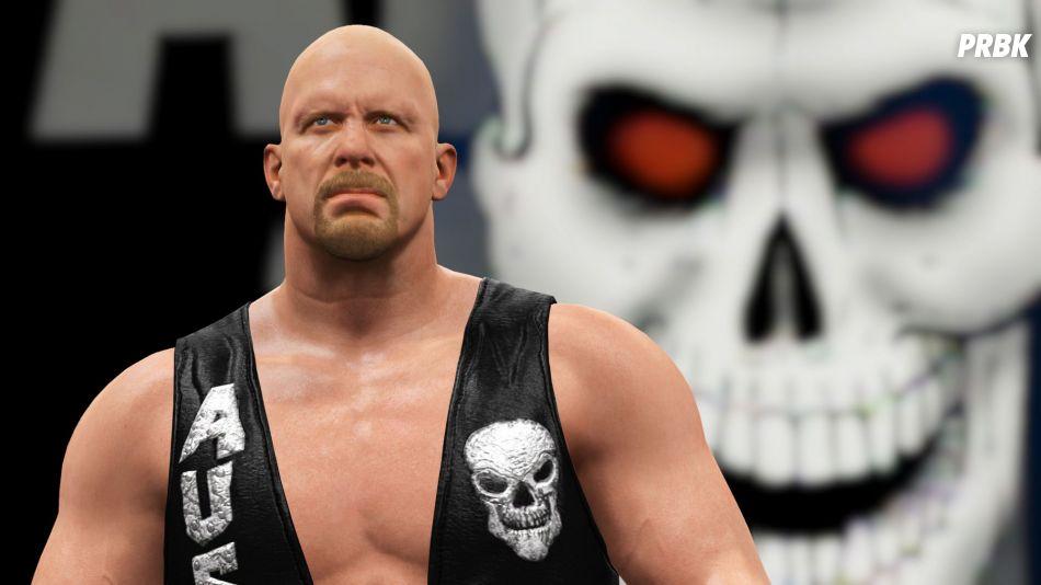 WWE 2K16 : Steve Austin