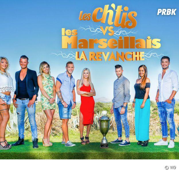 Les Ch'tis VS Les Marseillais, la revanche : Julien, Kim, Stéphanie et les autres habitants du sud gagnants des internautes