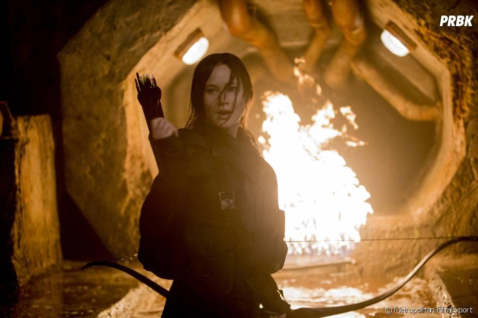Hunger Games 4 : Jennifer Lawrence sur une photo
