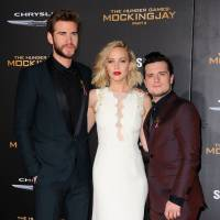 Jennifer Lawrence, Liam Hemsworth et Josh Hutcherson : soutien aux Français après les attentats
