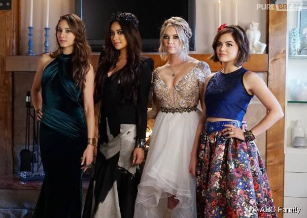 Pretty Little Liars saison 6 : un nouveau générique à venir