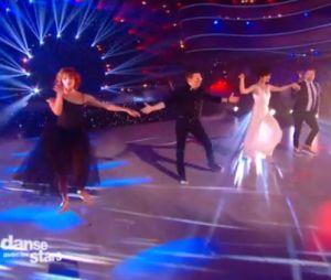 Danse avec les stars 6 : une danse hommage aux victimes des attentats sur Imagine de Jonh Lennon lors de l'ouverture du prime du 21 novembre 2015 sur TF1