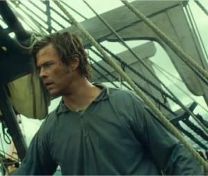 Au coeur de l'océan : la bande-annonce du film avec Chris Hemsworth