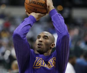 Kobe Bryant annonce sa retraite dans un poème