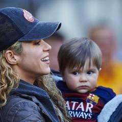 Shakira : ses fils Sasha et Milan adorables pour encourager Gerard Piqué