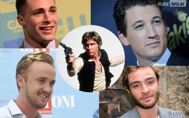 Star Wars : Tom Felton, Miles Telles... les acteurs qui ont auditionné pour le spin-off sur Han Solo