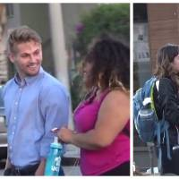 Expérience sociale : dans la rue, il propose à 100 inconnues de coucher avec lui