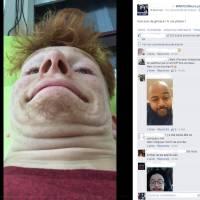 #WANTED : le groupe Facebook se marre avec un concours de grimaces délirant !