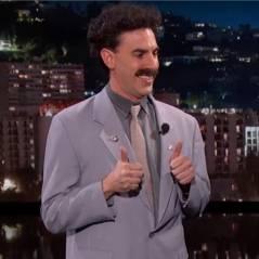 Borat de retour pour la 1ère fois : Sacha Baron Cohen se paye Donald Trump à la télé US