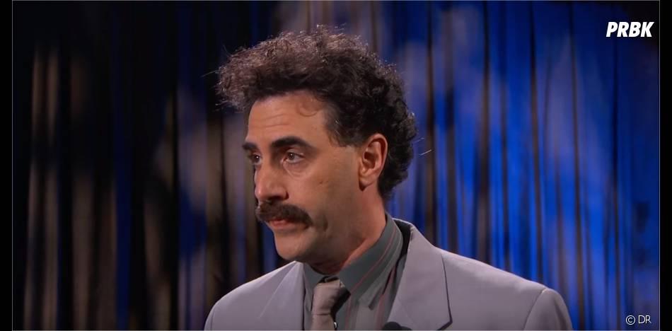 Sacha Baron Cohen : Borat de retour