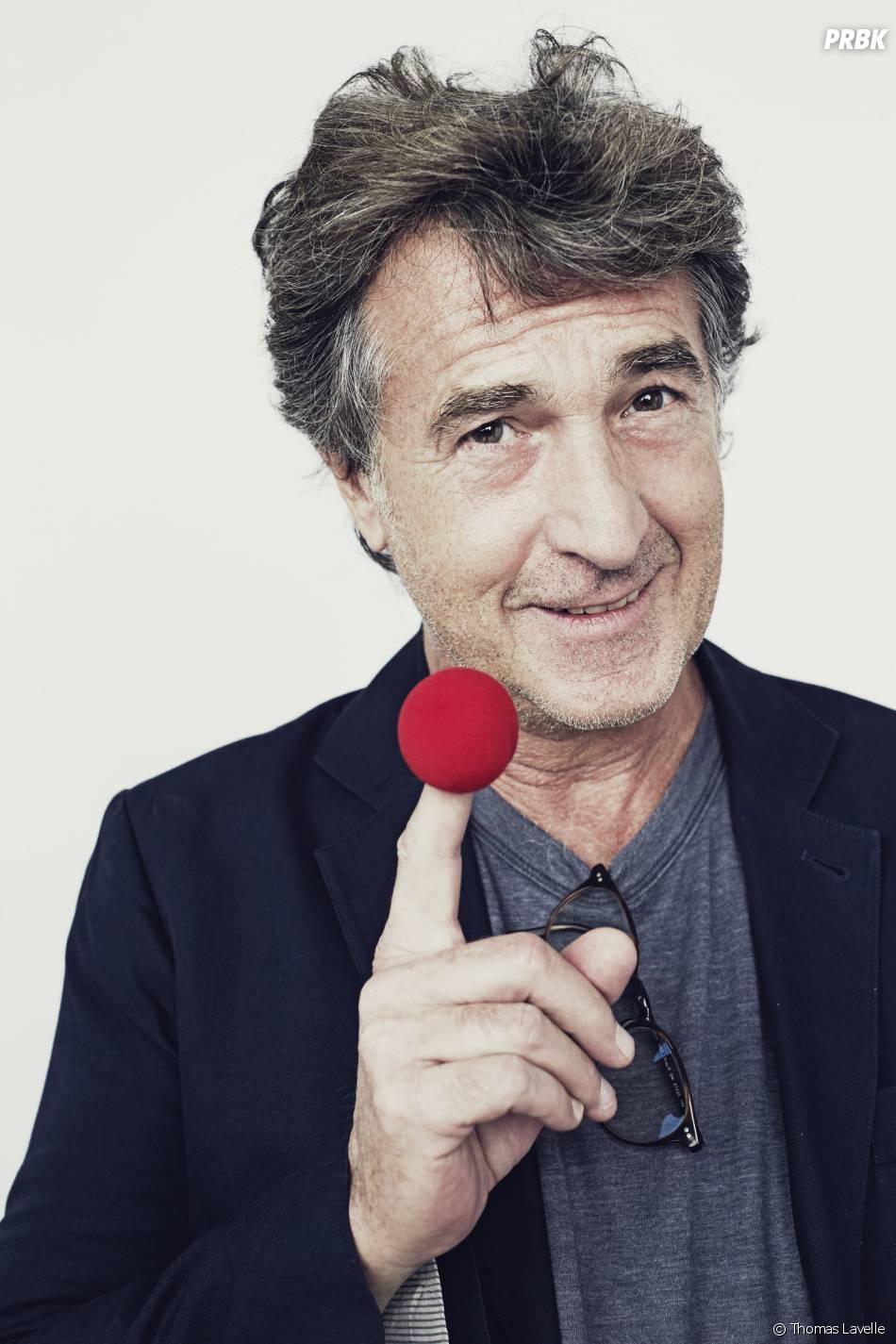 François Cluzet engagé pour l'opération Tous en nez rouge