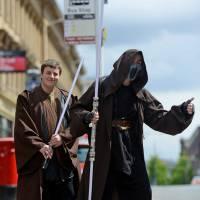Star Wars : la religion inspirée de la saga fait de plus en plus d'adeptes