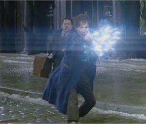 Les Animaux Fantastiques : premières images du spin-off d'Harry Potter