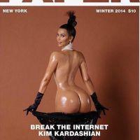 Kim Kardashian : ses fesses victimes d'un gros fail sur iPhone