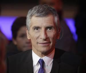 Top 10 des animateurs préférés des Français en 2015 : Nagui (2ème)