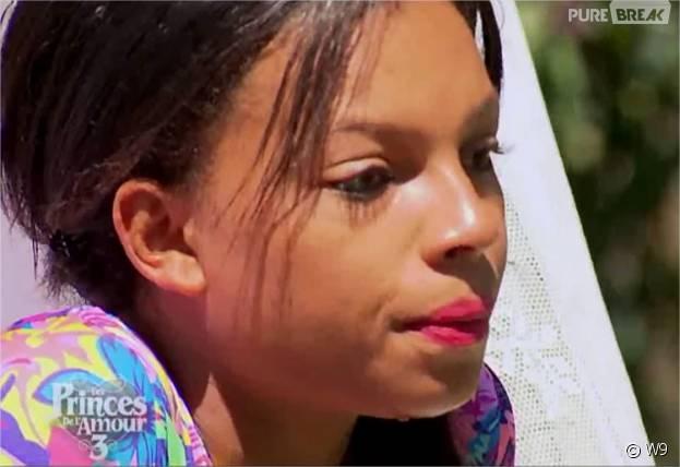 Cinthia (Les Princes de l'amour 3) éliminée par Geoffrey dans l'épisode du 18 décembre 2015 sur W9