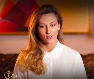 Camille Cerf : sa soeur jumelle Mathilde se confie pendant lasoirée Miss France 2016