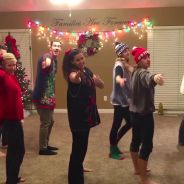 Cette famille danse sur du Justin Bieber pour vous souhaiter ses voeux de Noël, le buzz est énorme