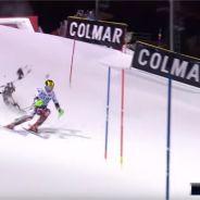 Choc : en pleine compétition, un skieur manque de se faire écraser... par un drone !